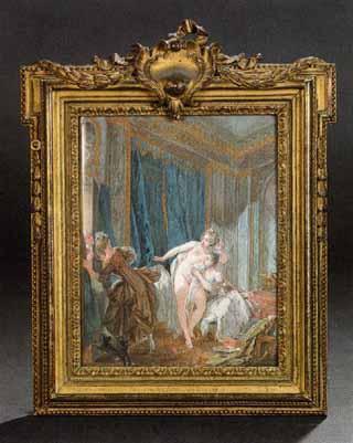 Pierre-Antoine Baudouin, dessinateur du libertinage au XVIIIe siècle 037_a10
