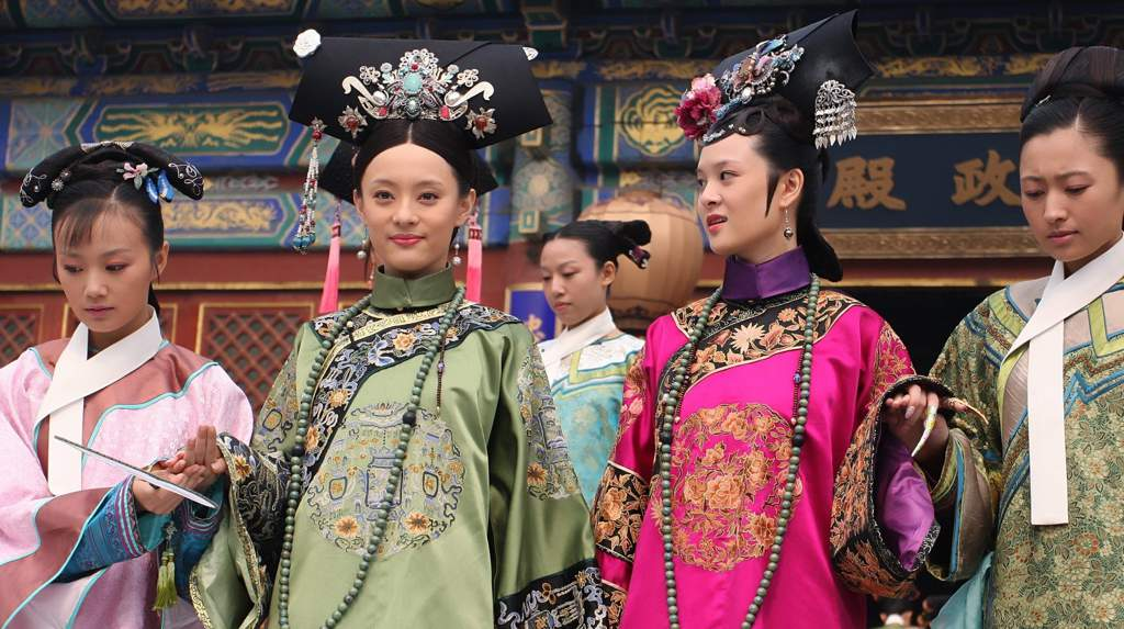 Série : The Legend of Zhen Huan (Empresses in the Palace), les atours de l'aristocratie chinoise au XVIIIe siècle 05c02e10