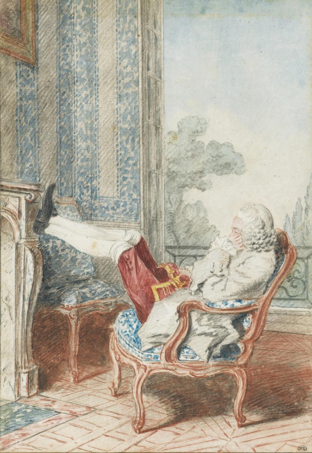 Louis Carrogis, dit Louis de Carmontelle ou Carmontelle 065pf110