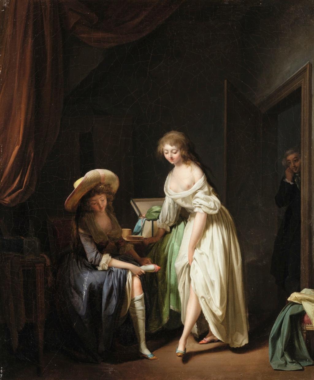 Louis-Léopold Boilly : peintre de la société parisienne de Louis XVI à Louis-Philippe 065pf112