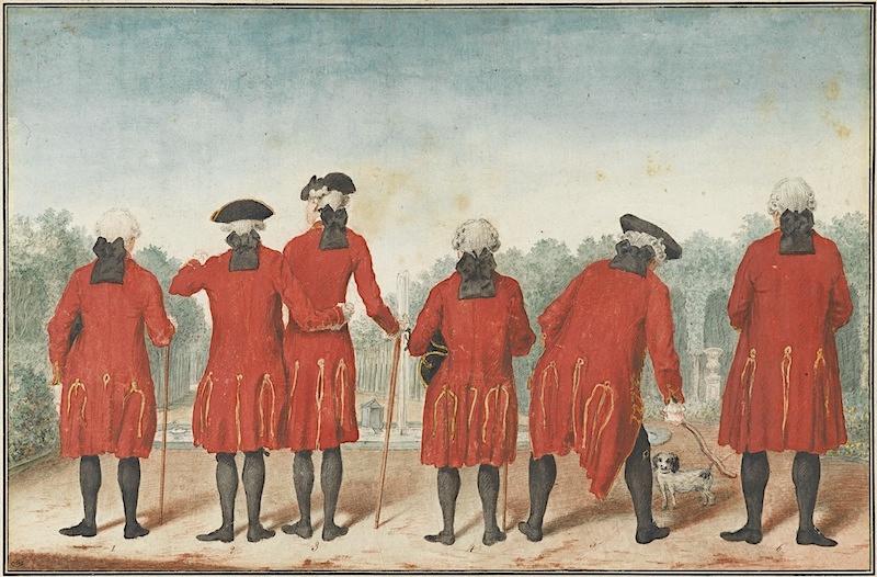 Louis Carrogis, dit Louis de Carmontelle ou Carmontelle 078pf110
