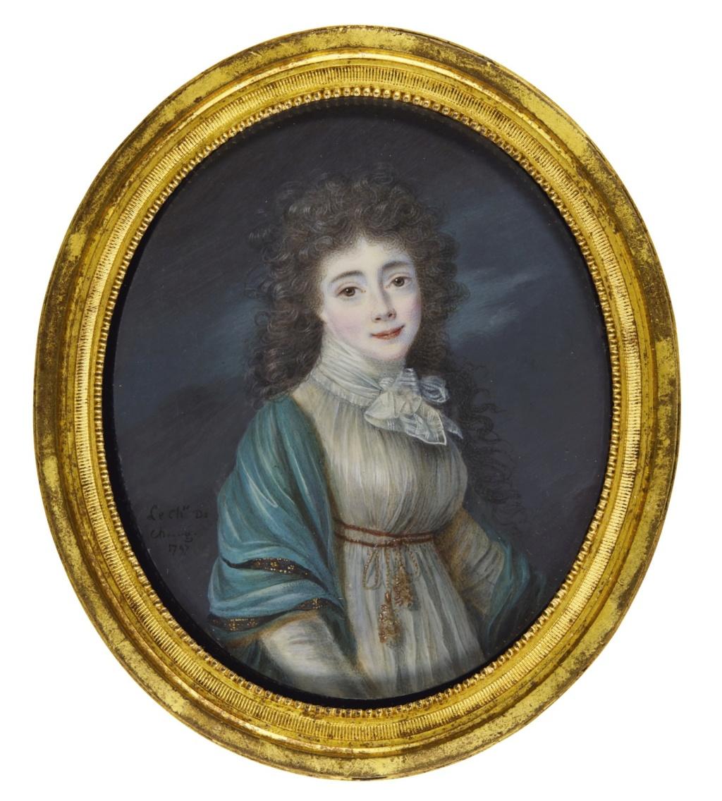 Hesse - Louise-Henriette-Caroline de Hesse-Darmstadt, une amie de Marie-Antoinette 094l1910