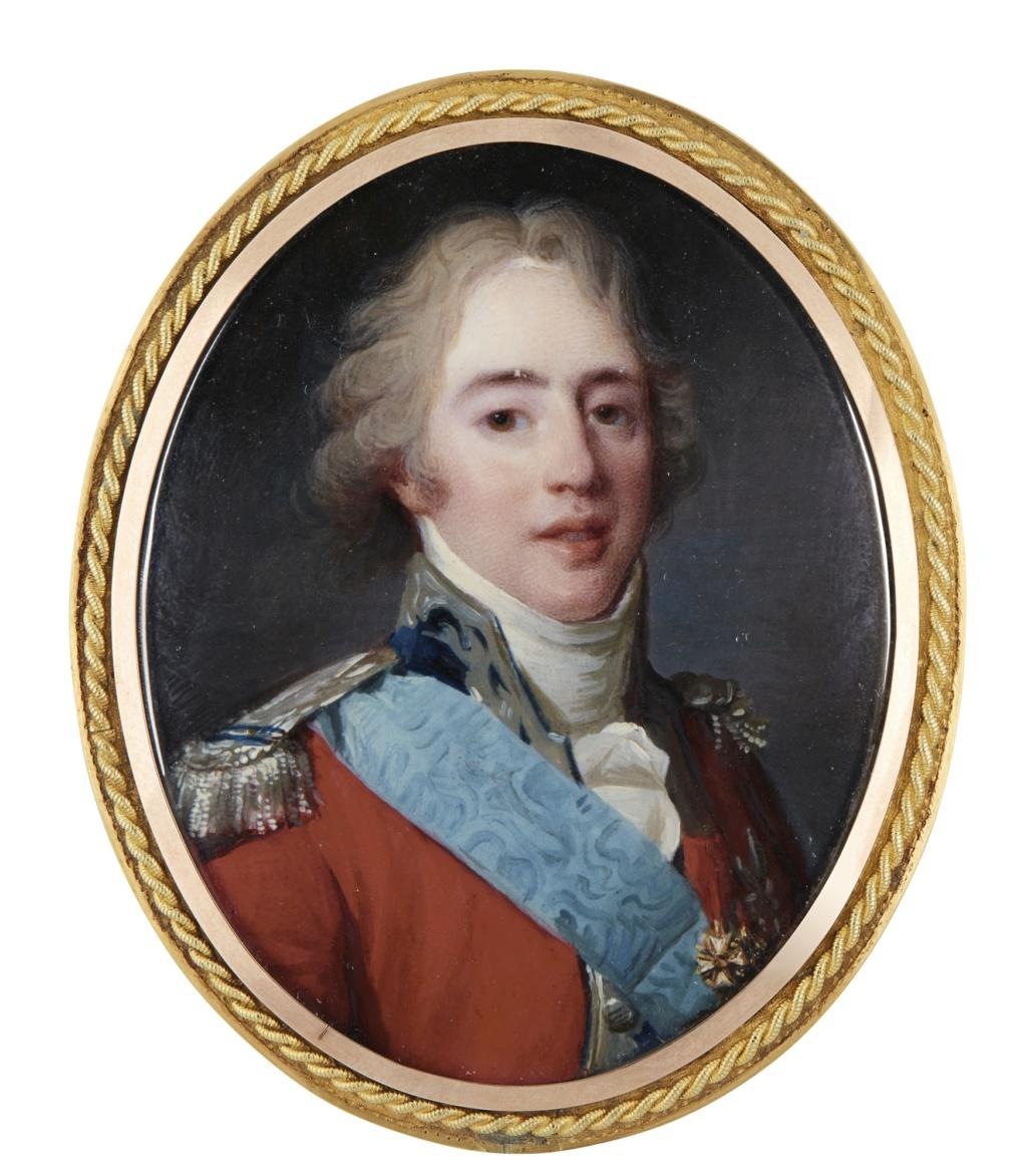 Le comte Charles-Philippe d'Artois, futur Charles X - Page 5 097l1810