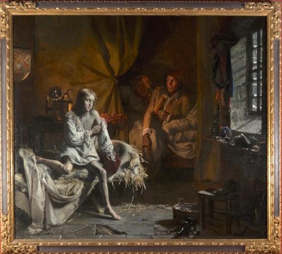 Les portraits de Louis XVII, prisonnier au Temple - Page 4 1-710