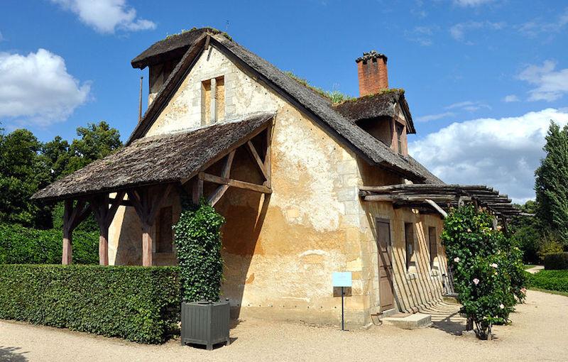 Le Colombier du Hameau du Petit Trianon 1024px12