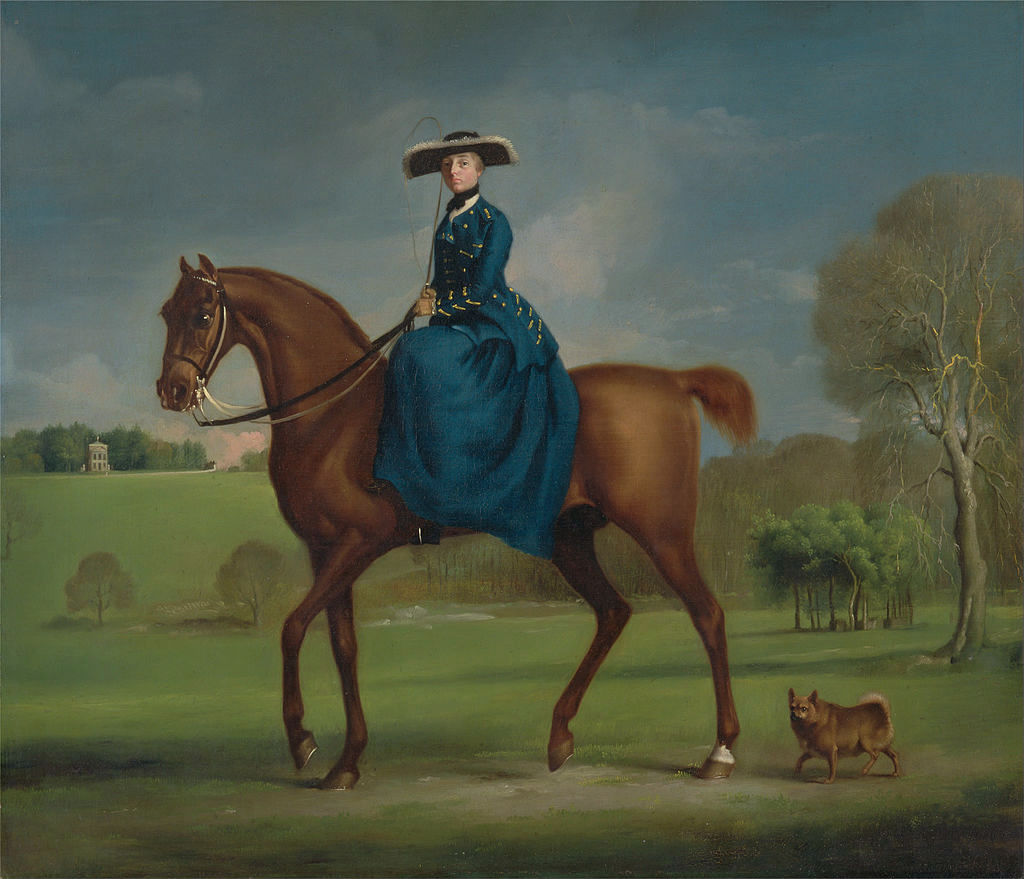 George Stubbs : artiste peintre et anatomiste.  1024px19