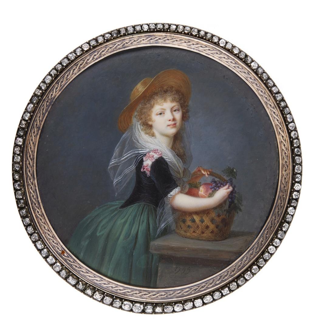 Jean-Baptiste-Jacques Augustin, peintre miniaturiste 103l1910