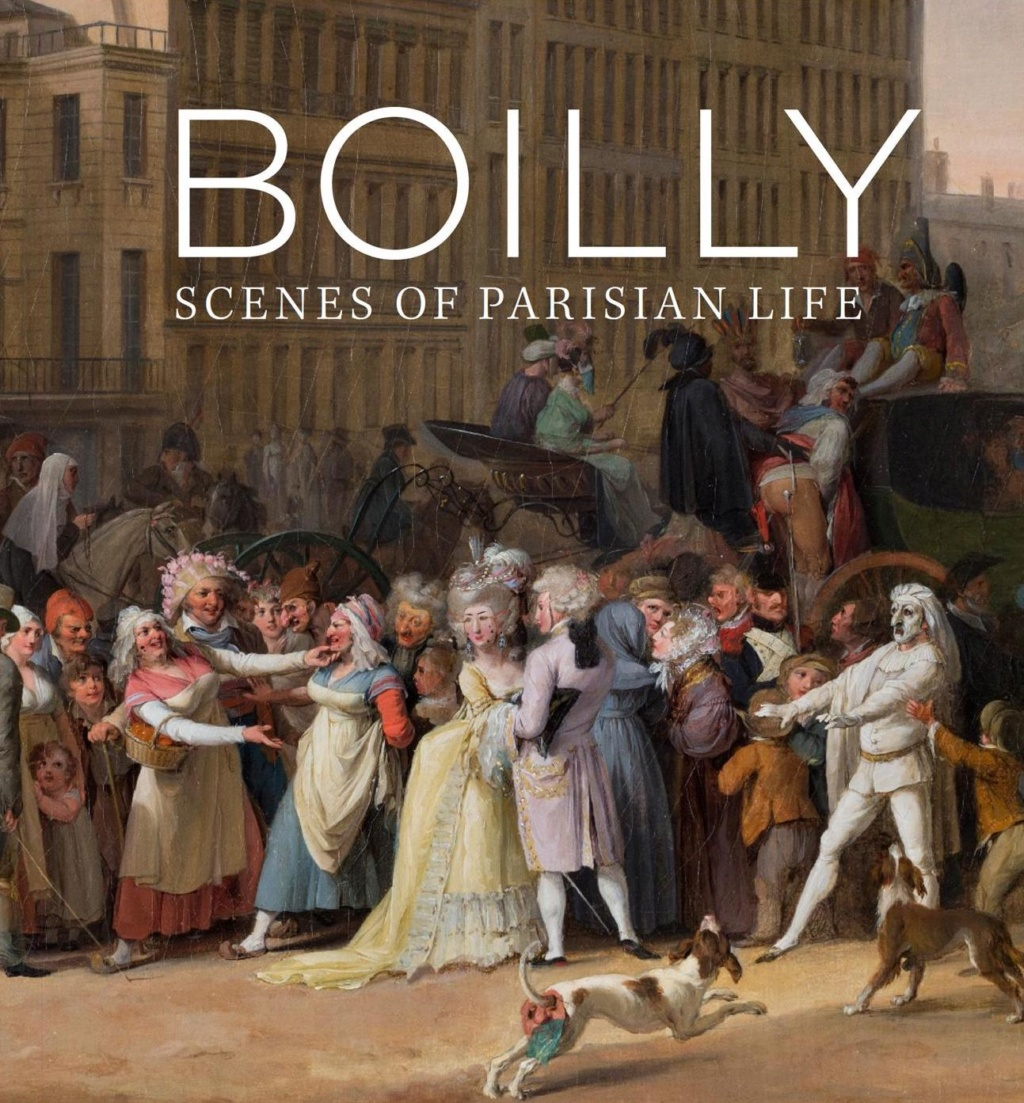 """Exposition """"Boilly : Scenes of Parisian Life"""", National Gallery (Londres) 10472111"""