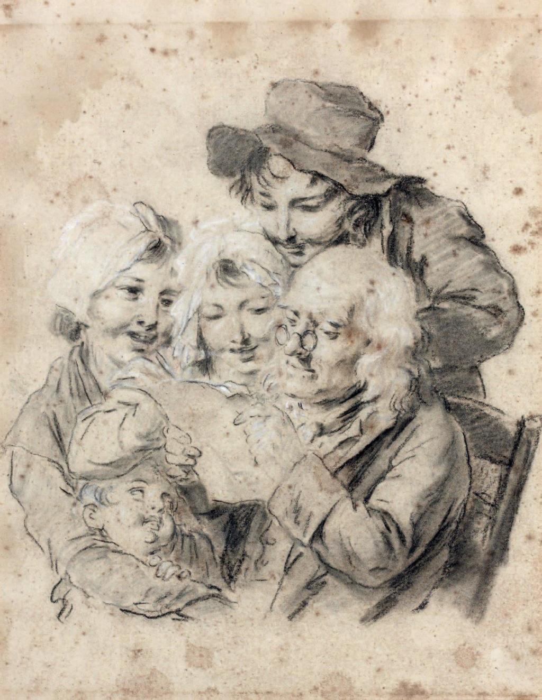 Louis-Léopold Boilly : peintre de la société parisienne de Louis XVI à Louis-Philippe 10510