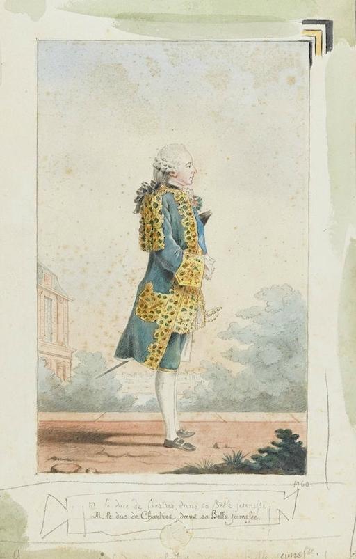 Louis Carrogis, dit Louis de Carmontelle ou Carmontelle 10579910