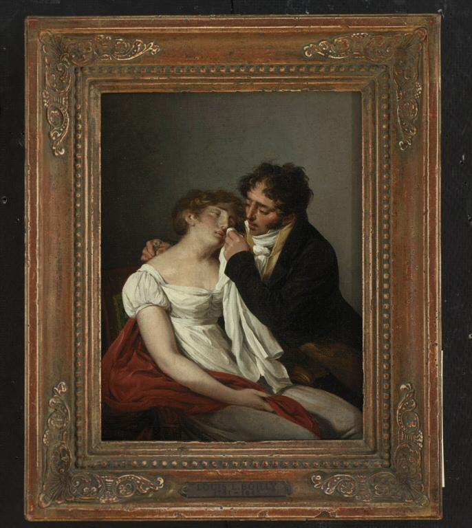 Louis-Léopold Boilly : peintre de la société parisienne de Louis XVI à Louis-Philippe 10619810