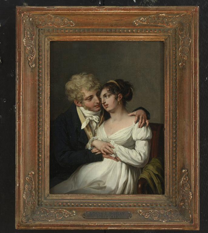 Louis-Léopold Boilly : peintre de la société parisienne de Louis XVI à Louis-Philippe 10619910