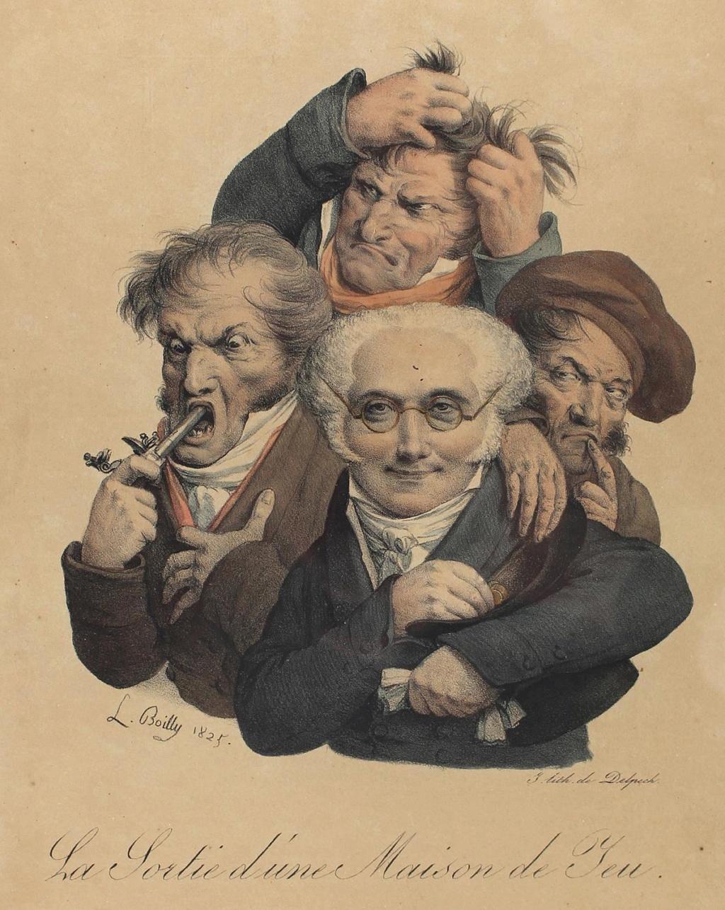 Louis-Léopold Boilly : peintre de la société parisienne de Louis XVI à Louis-Philippe 109-4610