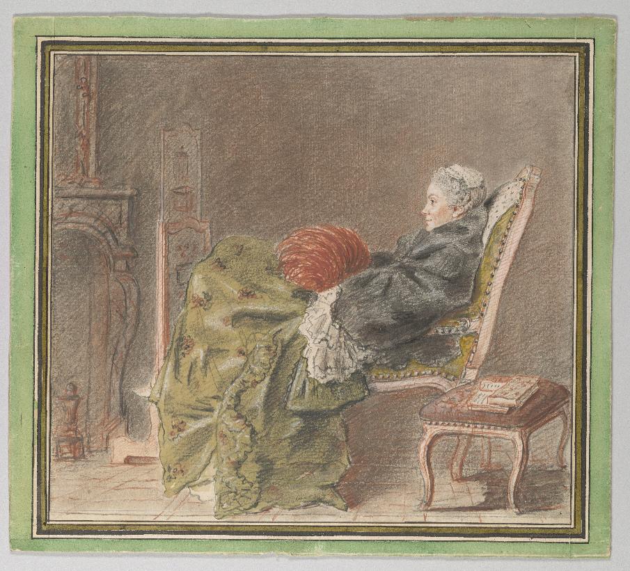 Louis Carrogis, dit Louis de Carmontelle ou Carmontelle 10962910
