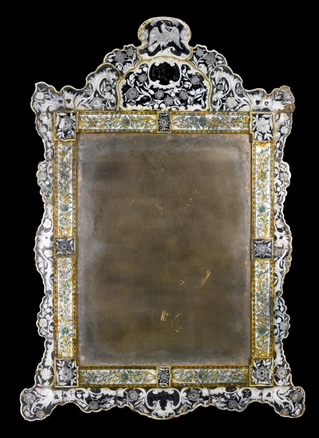 La peinture sous / sur verre chinoise au XVIIIe siècle 1105n010