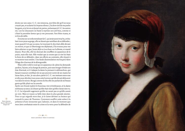 Casanova. Anthologie réunie et présentée par Michel Delon 1110