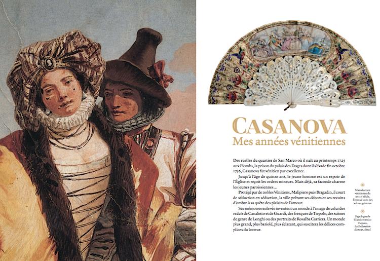 Casanova. Anthologie réunie et présentée par Michel Delon 114