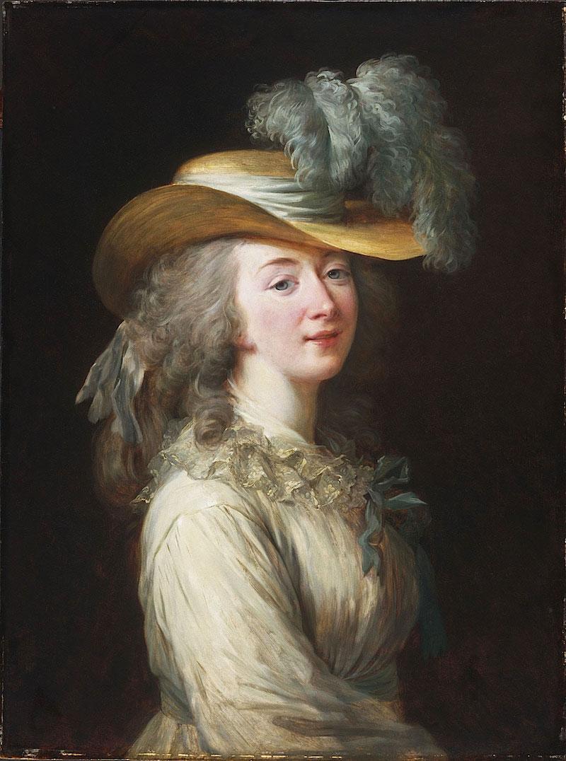 Portraits de la comtesse du Barry par (et d'après) Elisabeth Vigée Le Brun 115