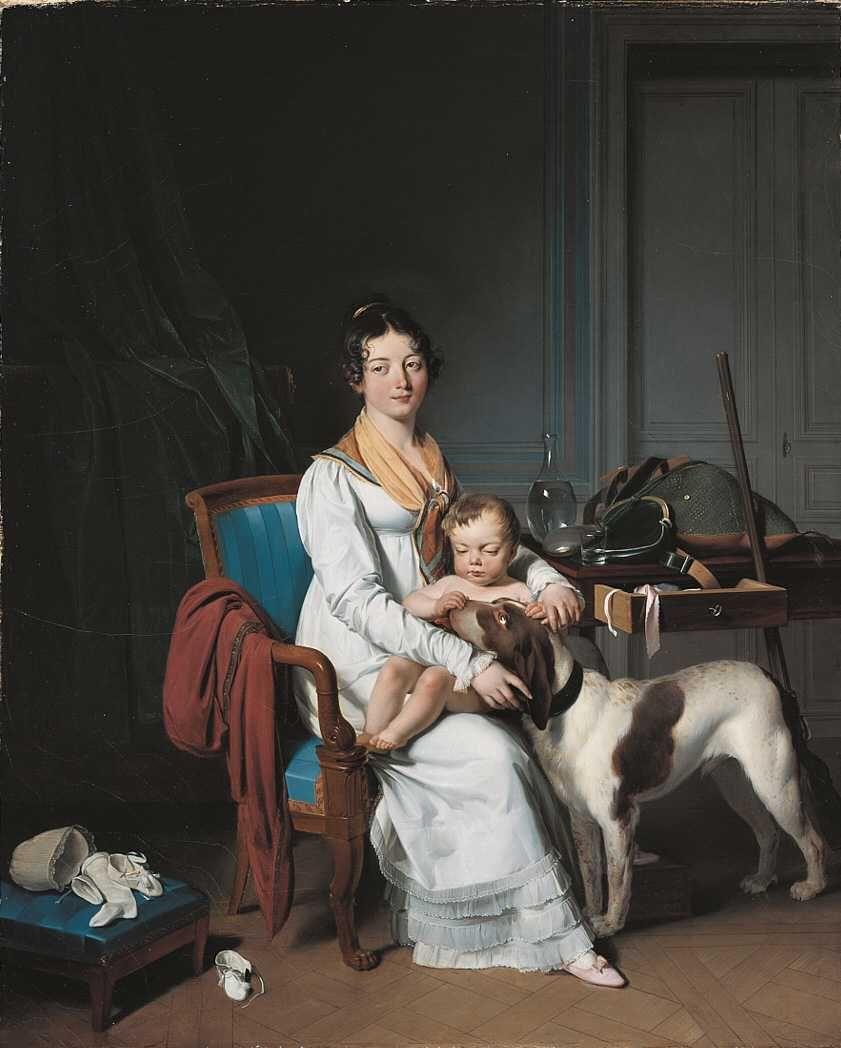 Louis-Léopold Boilly : peintre de la société parisienne de Louis XVI à Louis-Philippe 1154410
