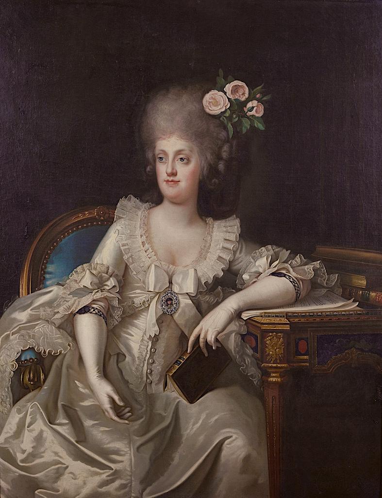 Portraits de Marie Caroline d'Autriche, reine de Naples et de Sicile - Page 4 11553010