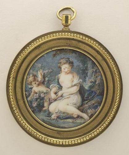 Pierre-Antoine Baudouin, dessinateur du libertinage au XVIIIe siècle 12-50317