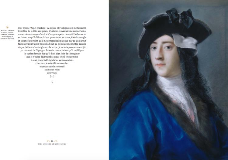Casanova. Anthologie réunie et présentée par Michel Delon 1210