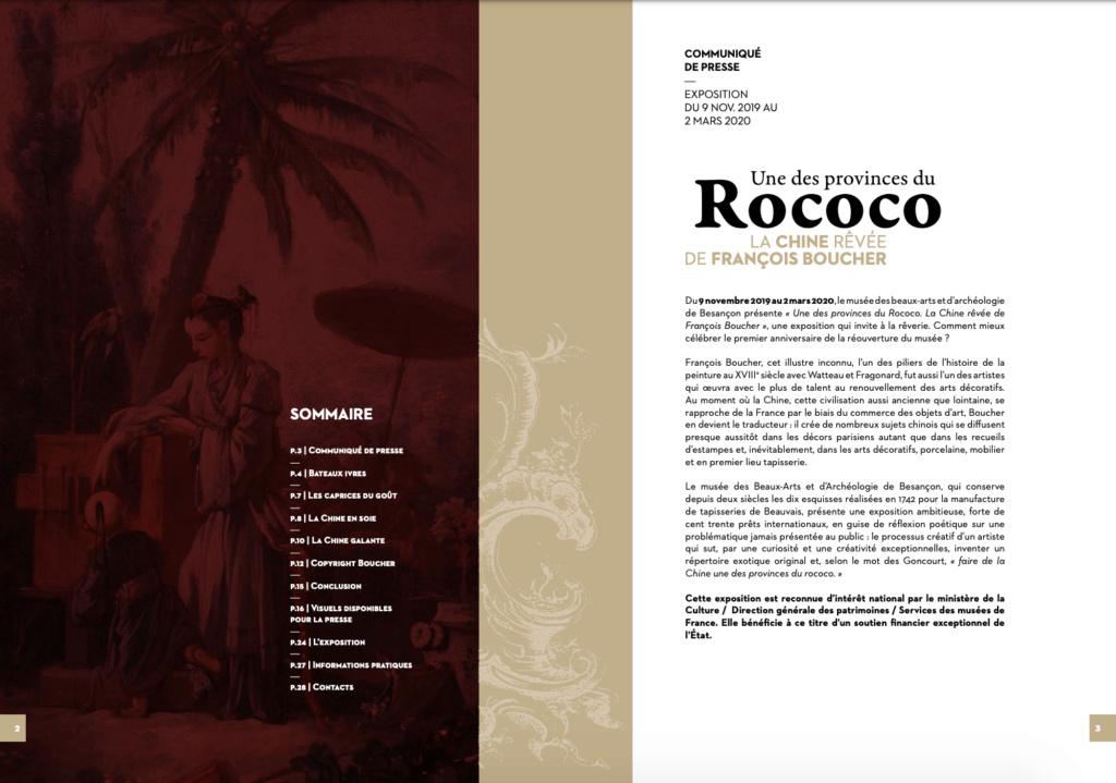 Exposition : Une des provinces du Rococo, la Chine rêvée de François Boucher (MBAA de Besançon) 123