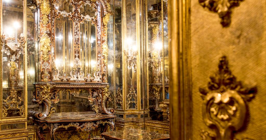Le Palais royal de Turin (Palazzo Reale di Torino) 127