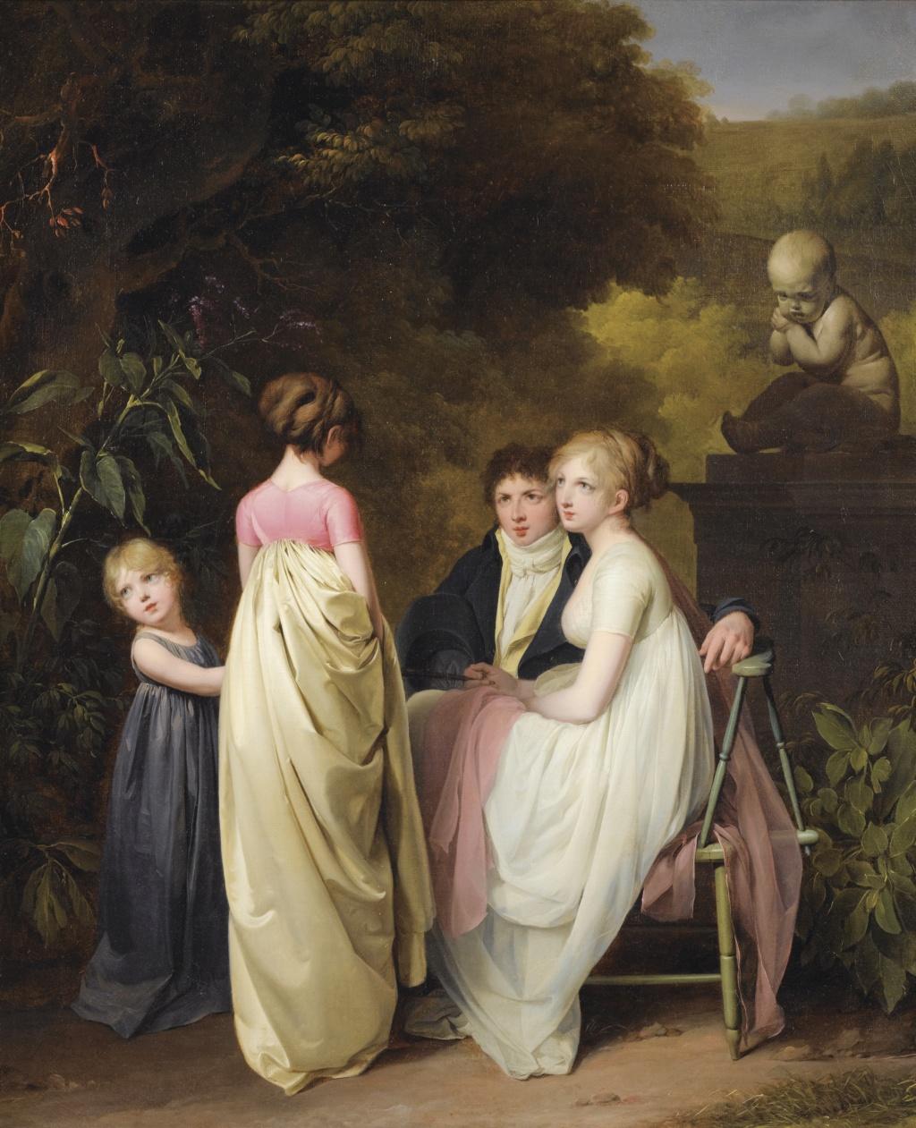 Louis-Léopold Boilly : peintre de la société parisienne de Louis XVI à Louis-Philippe 128pf110