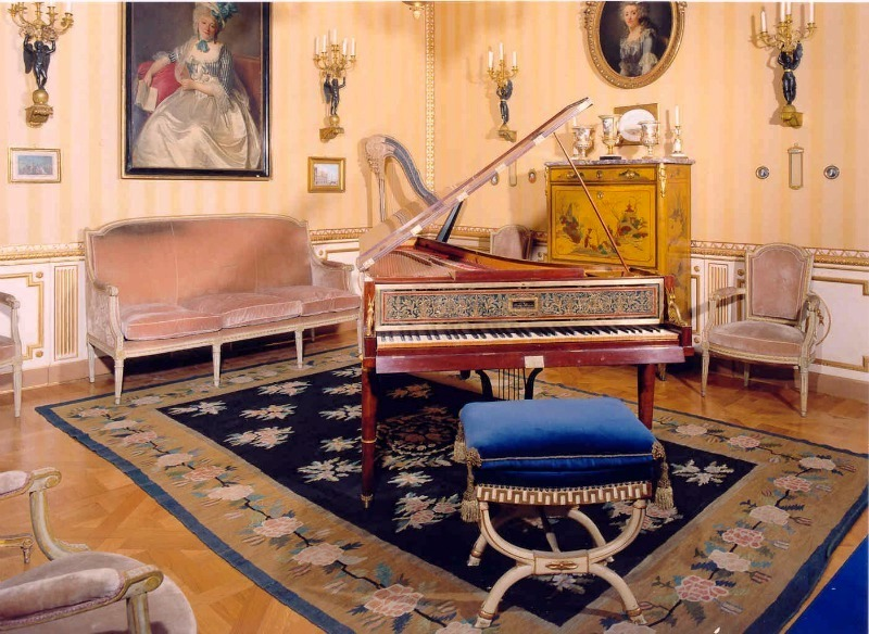 Visite de la Fondation Accorsi - Ometto, musée des arts décoratifs (Turin) : le Cognacq-Jay turinois 129_6110