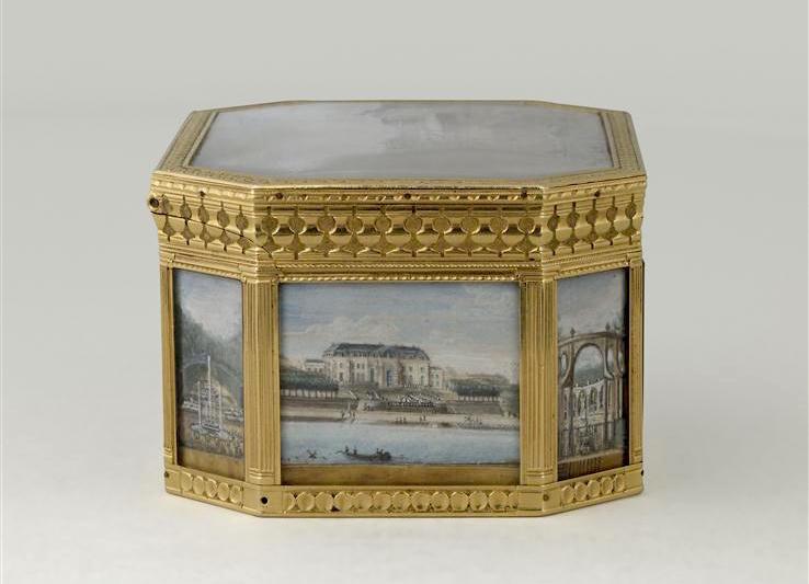 Saint-Hubert, château royal délaissé par Louis XVI 13-50114