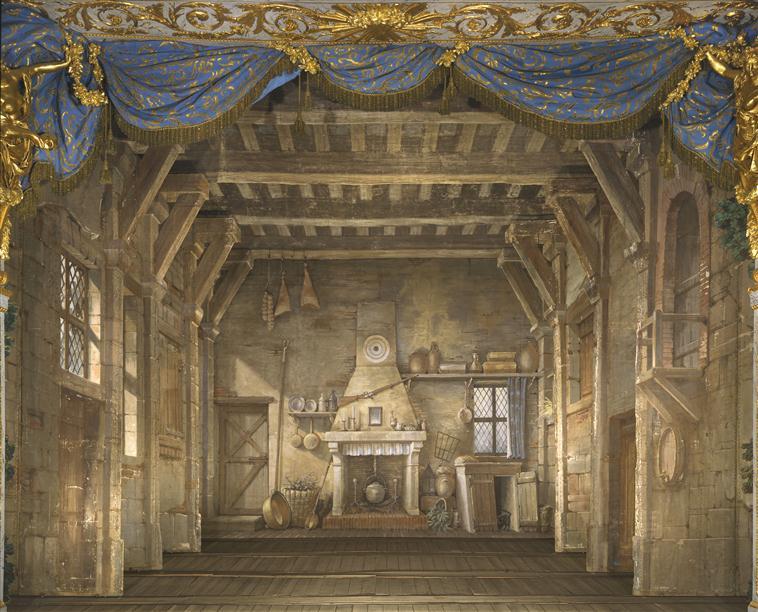 Le Théâtre de la reine (Trianon) : de la Révolution à la fin du XIXe siècle 13-58112