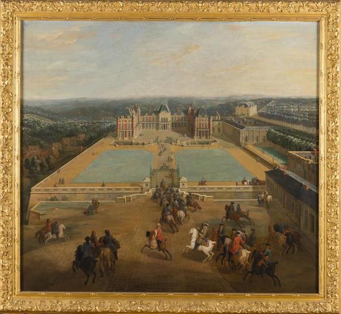 Le château de Meudon 13-60410