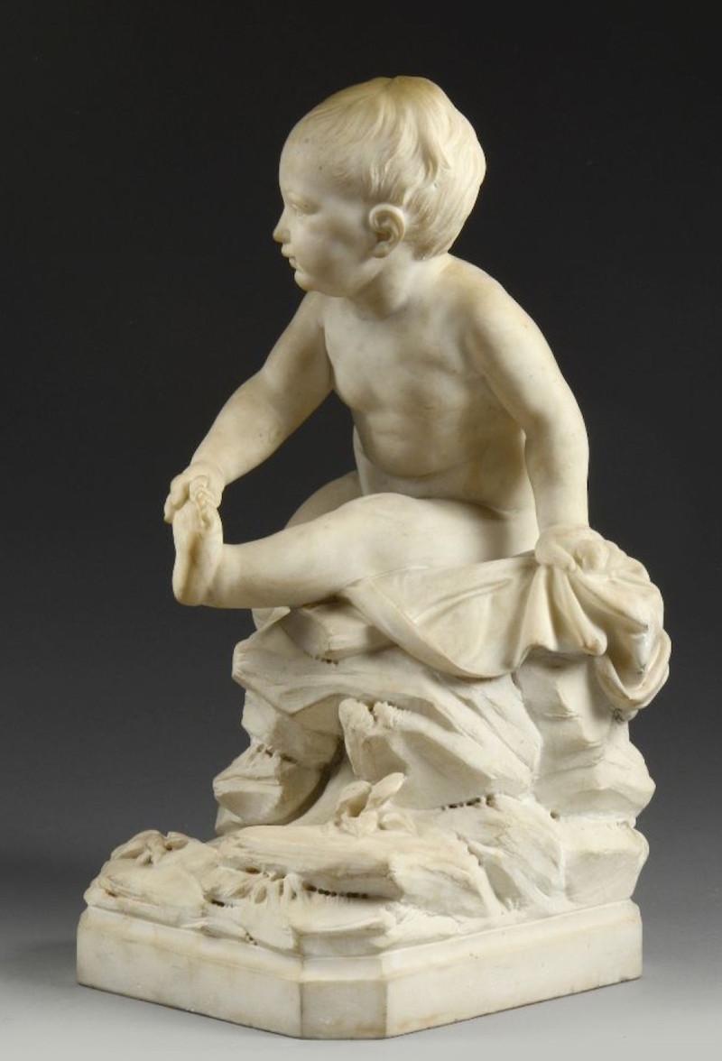 Portraits en buste et sculptures de Madame Royale 130612