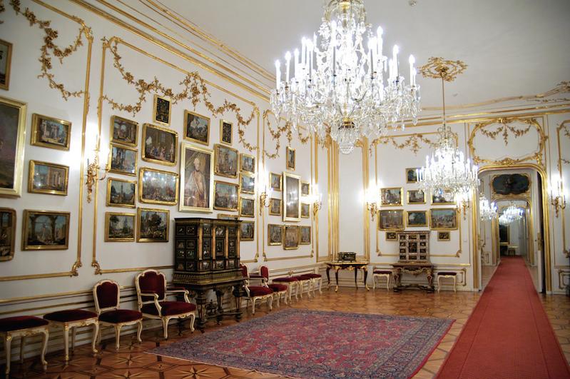 Vienne, la Hofburg 13166110