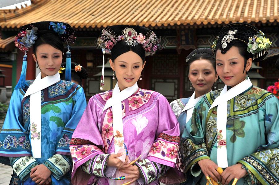 Série : The Legend of Zhen Huan (Empresses in the Palace), les atours de l'aristocratie chinoise au XVIIIe siècle 13850210