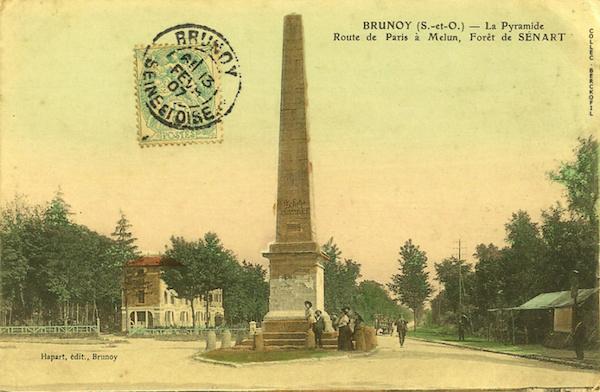 Brunoy ou la folie du Comte de Provence 14153510