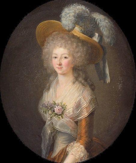 Mademoiselle Rosalie Duthé 14417210