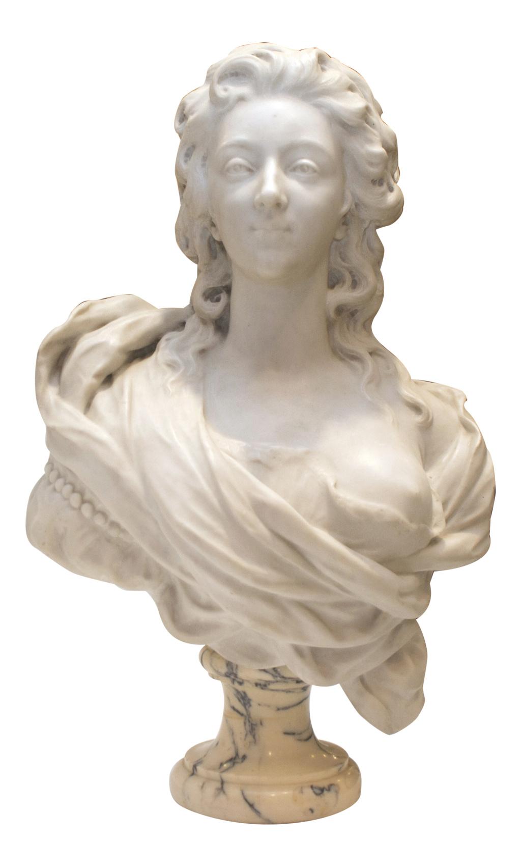 Sculpture : Les bustes de la princesse de Lamballe (présumée) 14804910