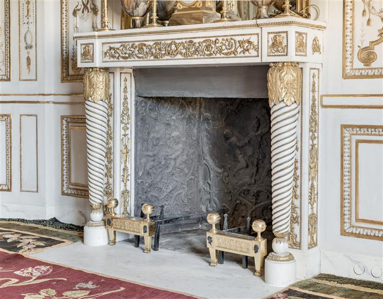 Le boudoir turc de Marie-Antoinette à Fontainebleau - Page 4 15-52311
