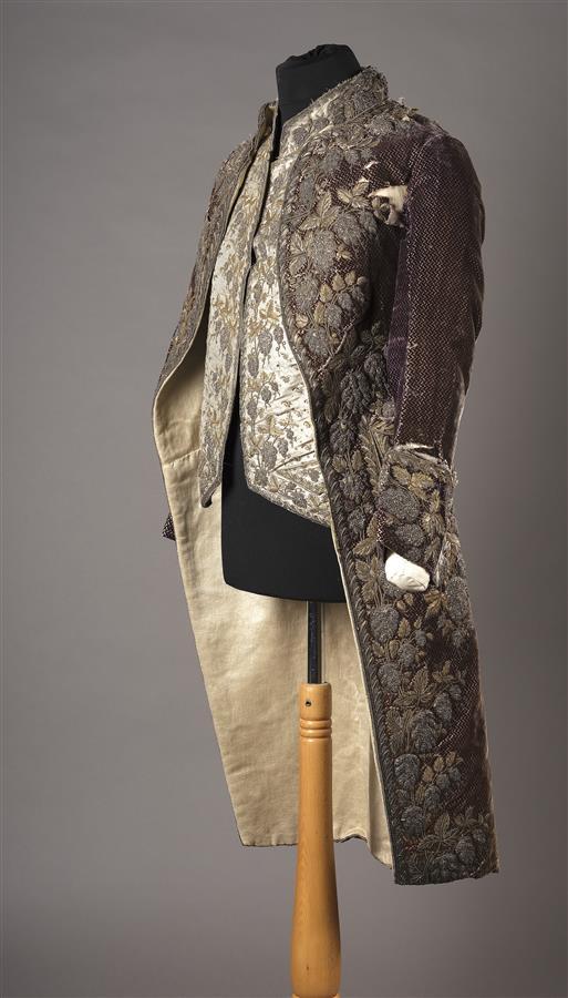 La mode et les habits masculins au XVIIIe siècle - Page 3 15506610