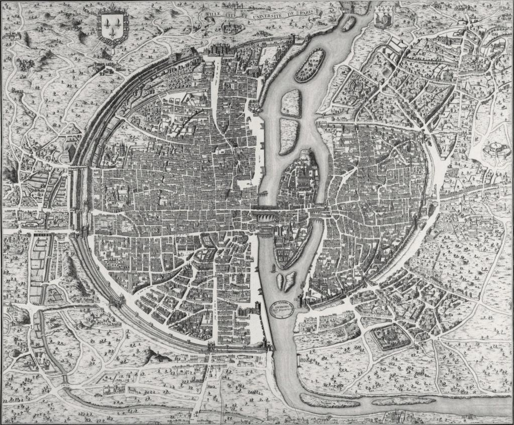 Maquettes historiques de la cathédrale Notre-Dame de Paris 1550_s10