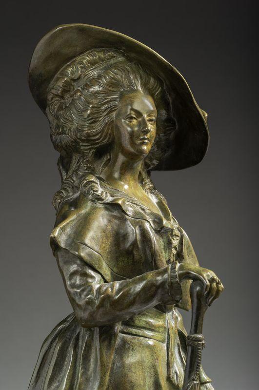 Marie-Antoinette par Jacques Boéro, statues et statuettes 15572211