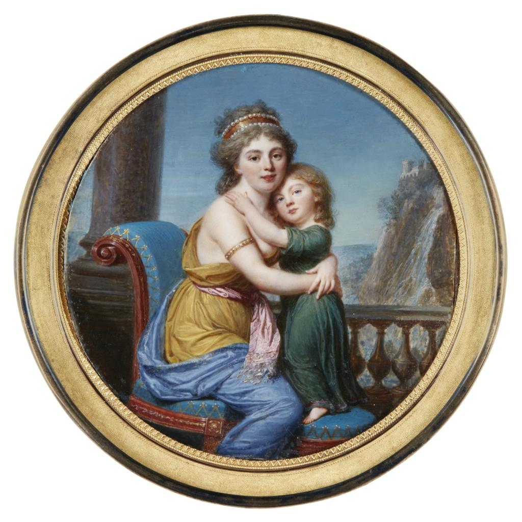 Jean-Baptiste-Jacques Augustin, peintre miniaturiste 156l1810