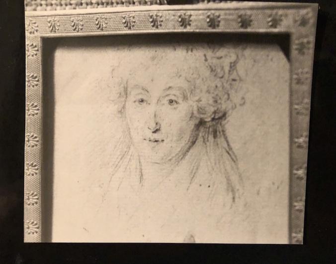 Dessins réalisés par Madame Royale, duchesse d'Angoulême 15844f10
