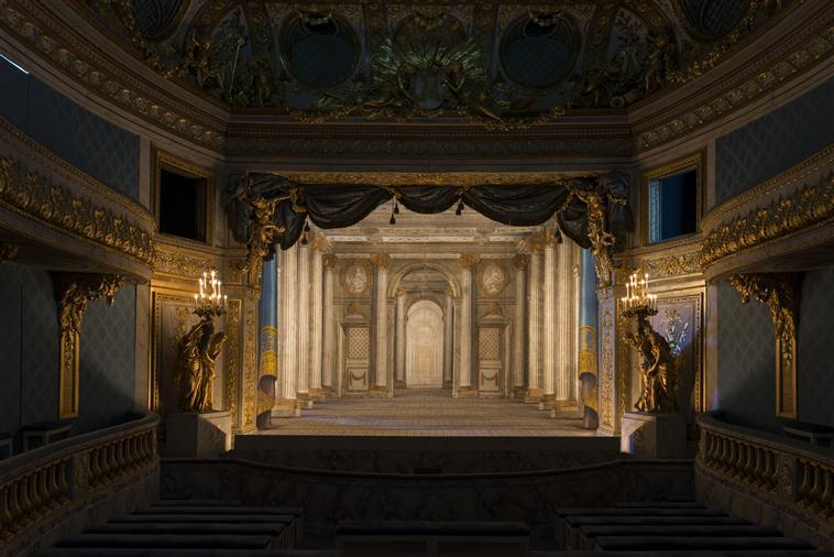 Le Théâtre de la reine (Trianon) : de la Révolution à la fin du XIXe siècle 16-57510