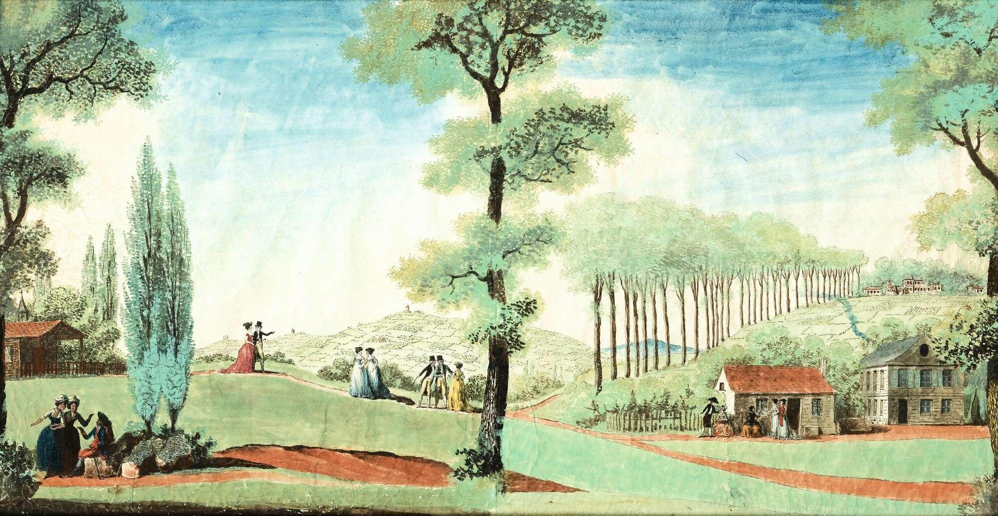 Louis Carrogis, dit Louis de Carmontelle ou Carmontelle 160pf111