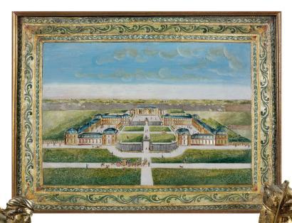 Saint-Hubert, château royal délaissé par Louis XVI 16910
