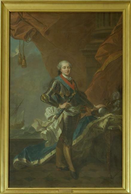 Louis-Jean-Marie de Bourbon, duc de Penthièvre, beau-père de la princesse de Lamballe - Page 3 17-61211
