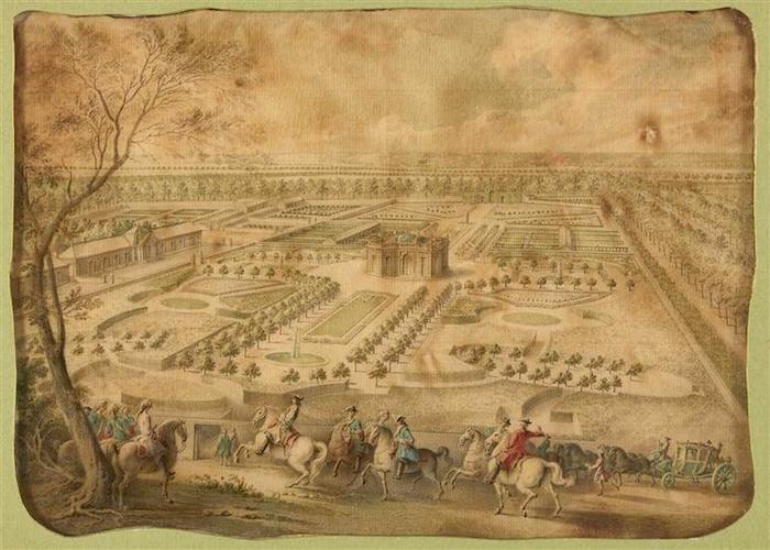 Le Pavillon français du domaine du Petit Trianon 17-63110